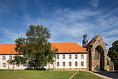 Benedectine monastery, nunnery, Marienrode, Lower Saxony, northern Germany