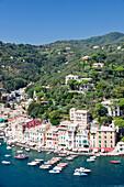 Portofino, Riviera di Levante, Province of Genoa, Liguria, Italy, Europe