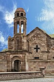 Derinkuyu Orthodox Church (St. Theodoros Trion Church), Cappadocia, Anatolia, Turkey, Asia Minor, Eurasia