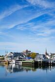 Pickering Wharf, Salem, Greater Boston Area, Massachusetts, New England, United States of America, North America