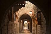 Old town, Al-Jdeida, Aleppo (Haleb), Syria, Middle East