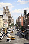 Meatpacking District, trendy Downtown neighborhood, Manhattan, New York City, United States of America, North America