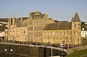 University, Aberystwyth, Dyfed, Wales, United Kingdom, Europe