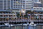 Darling Harbour, Central Business District, Sydney, New South Wales, Australia, Pacific