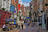 Shopping off Iron Gate, Derby, Derbyshire, England, United Kingdom, Europe