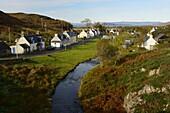 Duirinish village, Highlands, Scotland, United Kingdom, Europe