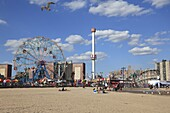 Coney Island, Brooklyn, New York City, United States of America, North America