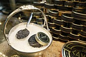 Russian caviar, St. Petersburg, Russia, Europe