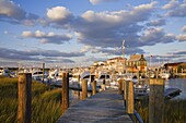 Cape May Harbor, Cape May County, New Jersey, United States of America, North America