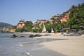 'Playa La Ropa, Zihuatanejo, Guerrero state, Mexico, North America'