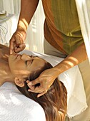 Acupuncture, Nurture Spa, Tagaytay, Philippines, Southeast Asia, Asia