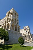 Government House (Dom Soviet), Baku, Azerbaijan, Central Asia, Asia