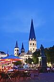 Bonn Cathedral, Bonn, North Rhineland Westphalia, Germany, Europe