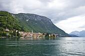 View of Varenna, Lake Como, Lombardy, Italian Lakes, Italy, Europe