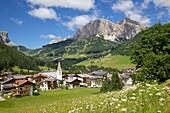 Corvara, Badia Valley, Bolzano Province, Trentino-Alto Adige/South Tyrol, Italian Dolomites, Italy, Europe