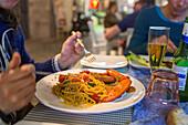 Restorante Pizzeria 7 Soldi, Pizza, Italian, restaurant, lifestyle, culture, Italian food, Naples, Italy