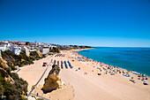 Beach, Praia dos Pescadores, Albufeira, Algarve, Portugal