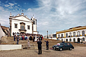 Wedding, church in Estoi, Algarve, Portugal