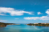 Bay near Vila Nova de Milfontes, Costa Vicentina, Alentejo, Portugal