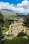 Monastery Kato Preveli (Kato Moni Preveli), Crete, Greek Islands, Greece, Europe