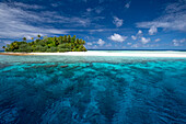 A remote atoll of the Marshall Islands, Marshall Islands