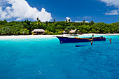 Eueiki Island Resort, Vavau, Tonga