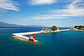 Trpanj harbour, Trpanj, Dubrovnik-Neretva County, Croatia