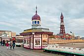 North Pier, Blackpool, Lancashire, England