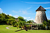 Cotton House In Mustique Island, St Vincent And The Grenadines, West Indies