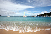 Princess Margaret Beach, Bequia Island, St. Vincent and the Grenadines
