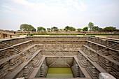 Step well, Hampi, Karnataka, India