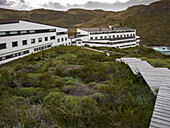 'Explora Hotel, Torres del Paine National Park; Torres del Paine, Magallanes and Antartica Chilena Region, Chile'