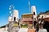 'Lasithi Plateau; Crete, Greece'