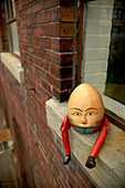 Humpty Dumpty Toy On Wall