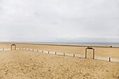 Lido Beach, North Sea, Belgium