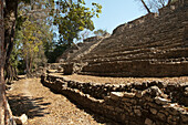 West Acropolis, Yaxchilan, Chiapas, Mexico