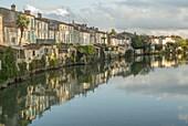 France, South Western France, Charente-Maritime, Poitou-Charente, Saint-Savinien, La Charente