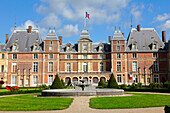 France, Haute Normandie, Seine Maritime (76), Eu, Eu castle, (Louis Phillipe museum)