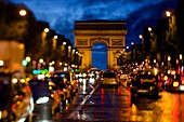 France,Paris By Night