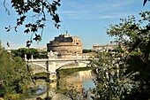 Rome, capital city of Italy, The Tiber river