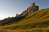 La Gusella di Giau, Passo Giau, Dolomites, South Tyrol, Italy