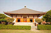 Indosan Nipponji Japanese Temple, Bodhgaya, Bihar, India