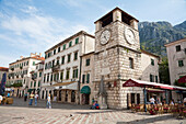 Clock Tower, Kotor, Montenegro