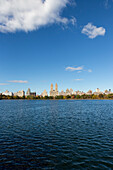 Jacqueline Kennedy Onassis Reservoir, Central Park Reservoir, Central Park, Manhattan, New York City, USA, America