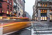 Broome Street, Broadway, Soho, Manhattan, New York, USA