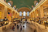 Grand Central Station, Midtown, Manhattan, New York, USA