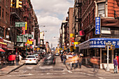 Chinatown, Manhattan, New York, USA