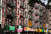 Forsyth Street, Chinatown, Manhattan, New York, USA