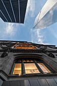 Financial District, Downtown, Manhattan, New York, USA