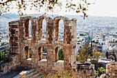 Amphitheatre of Herodeion, Athens, Greece